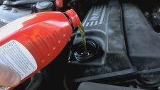 BMW E90 Yağ Durumu Kontrolü ve Yağ Ekleme