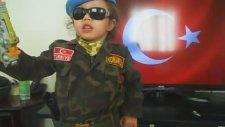 Komando andı 4 yaşında2