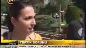 Adana'da Canlı Yayına Yakalanan Kavga