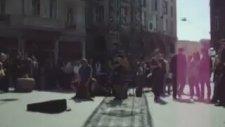 İrlanda Yöresel Dansı -vs- Tarlabaşı Roman Dansı