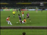 Galatasaray : 4 - 3 : Bordeaux Fransız Kanalı