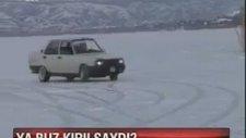Angaralı Şahinci - Buz Tutan Gölde Yanlamak