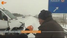 Beş Kelimeyle Almanca Konuşmak - Das Unfall (Kaza)