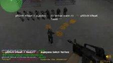 Counter Strike'da İstiklal Marşı Söylemek