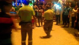 Crazy Dance in Hatay
