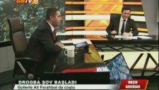 GS TV - Drogba Gol Atınca Çıldırmak