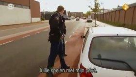 Hollanda Polisine Kafa Tutan Çılgın Türk