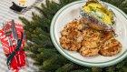 Kekik Ve Sarımsak Soslu Hindi Pirzola Ve Fırında Patates Tarifi