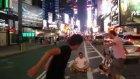 Manhattan'da Kolbastı Oynamak