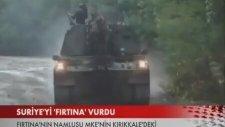 Türk Fırtınası - Fırtına Obüsü