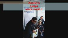 Ayvalık İda Dalış Merkezi Ödemişli İlhami Hoca 2