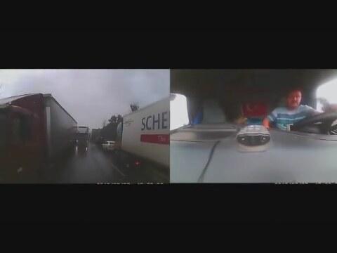 Tır Kazaları Türk Tırcı Içerir Izlesenecom