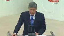 Türk Birliği'ni Kurmalıyız - Kırgızistan Cumhurbaşkanı