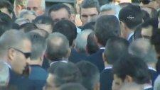 Cenaze Töreninde İçişleri Bakanı Ala'ya Korkma Titre Diye Bağırmak