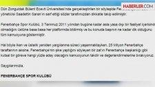 Fenerbahçe: Sadettin Saran Hangi Yüzle Başkanlığa Aday Olacak