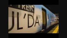 Lokomotif İle Çekilen Yüksek Hızlı Tren