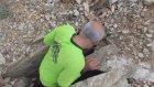Mağaraya Girmekten Vazgeçen Dayı