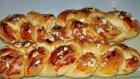 Örgülü Çörek Tarifi | En Nefis Yemekler