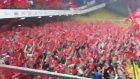 Türkiye & Hollanda Maçı Müthiş Mehter Marşı