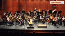 Eskişehir Büyükşehir Belediyesi Senfoni Orkestrasının Konseri