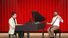 Piyano Rebap Bak Yeşil Yeşil Kapat Gözlerini Emel Sayın Enstrümanları Ezgi Melodisi Ezgisi Çalgı