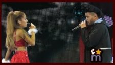 Ariana Grande feat. The Weeknd - Love Me Harder (Canlı Performans)