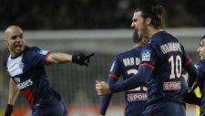 PSG 2-1 Nantes (Maç Özeti)