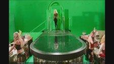 Jessica Alba Striptiz Sahnesi Çekimi