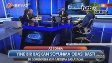Ahmet Çakardan Osmanlıspor hocasına tarihi racon