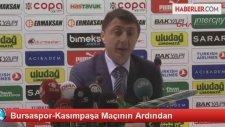 Bursaspor, Kasımpaşayı 5-1 Yendi