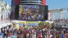 Expedia Road Trip: Disney Fantasy Embarkation