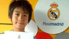 Realin genç yeteneği Barcelonalılar ile alay etti