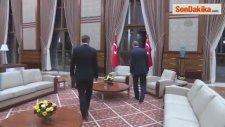 Cumhurbaşkanı Erdoğan, Cameronı Kabul Etti