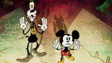 Mickey Fare - Donald'ın Derinliklerinde - Çizgi Film