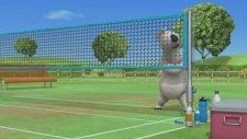 Badminton - Sakar Ayı Bernard Bear