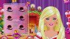 Barbie Yılbaşı Makyajı Oyununun Oynanış Videosu