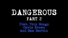 David Guetta - Dangerous (Ft. Trey Songz, Chris Brown, Sam Martin)