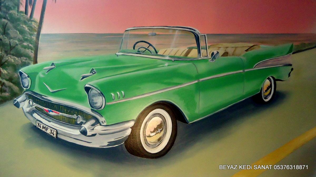 Arabaresimleri >> Duvar Resim Araba Resimleri | İzlesene.com