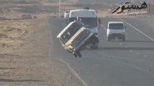 Arapların Müthiş 2 Teker Show'u