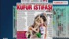 Eşine Hakaret Edilen Galatasarayın Asistan Koçu İstifa Etti