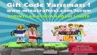 Minecraftevi.com - Minecraft Gift Code Yarışması