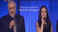 Münip Utandı & Merve Utandı Kalkan - Rüzgar Uyumuş Ay Dalıyor Her Taraf Issız