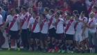 River Plate Şampiyonluğu Doyasıya Kutladı