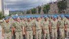 Tskda Bir İlk! Askerler Yemin Törenine Mehter Marşı İle Hazırlandı