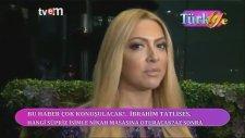 Adriana Lima Acun Ilıcalı Aşkına Hadise'den Açıklama!