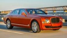 Bentley Mulsanne Speed Deneme Sürüşü