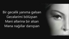 Aygün Kazımova Feat. Gökhan Erol - Bir Gecelik Lyrics