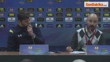 Beşiktaş, Tottenhamı 1-0 Yenerek Grubu Lider Tamamladı - Pochettino (1)