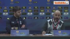 Beşiktaş, Tottenhamı 1-0 Yenerek Grubu Lider Tamamladı - Pochettino (2)