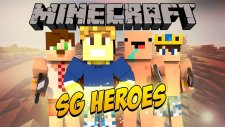Minecraft Mini Games - Sg Heroes